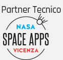Interplanet è Main Sponsor Nasa Vicenza